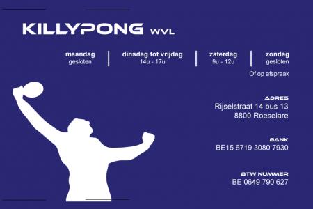 afbeelding realisatie   Killypong West-Vlaanderen